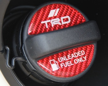 TRD - Fuel Cap Garnish