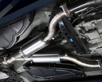 Tomei - Ti Racing Titanium Mid Y-Pipe