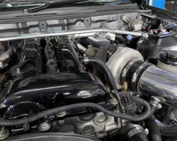 HKS - GTIII-RS Full Turbo Kit