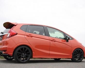 Garage Vary - Honda FIT RS-S Rear-Flip