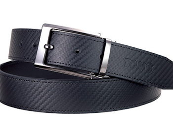 TOM'S - Carbon Style Fashion Belt
