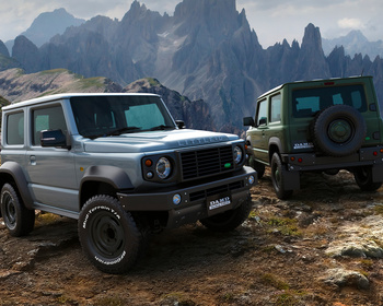 DAMD - Jimny Sierra little D Aero Parts