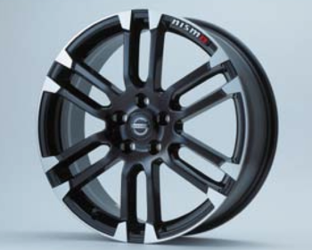 Nismo - LMX6S Aluminum Road Wheel