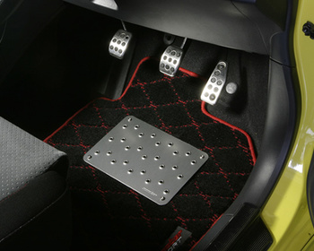 Monster Sport - Aluminum Heel Plate