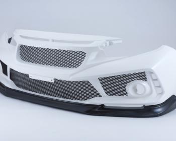 Spoon - Aero Front Bumper - FK8