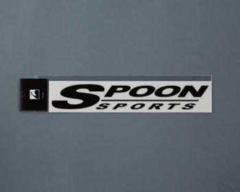 Spoon - SPOON SPORTS Logo Sticker