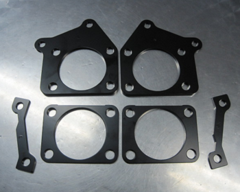 R's Racing Service - Rear Camber Shim Kit