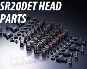 HKS - SR20DET Head System Repair Parts