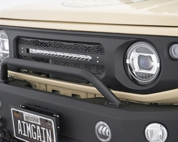 Aimgain - MT.8 Jimny Sierra Squid Ring Headlights
