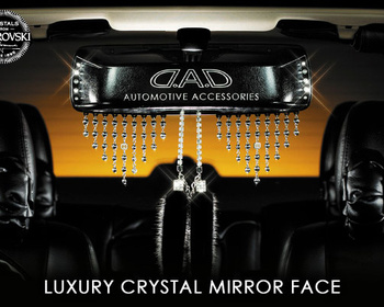 Garson - D.A.D. Luxury Crystal Mirror Face