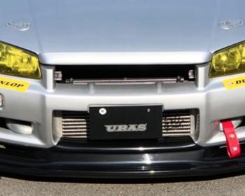 URAS - R34 Headlight Cover