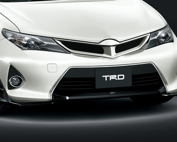 TRD - Toyota Auris Aero Parts
