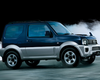 Power LLC - Suzuki Jimny Sierra Rotrex Supercharger Kit