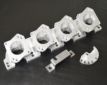 Tec Arts - Quad Throttle Intake Manifold Standard Kit