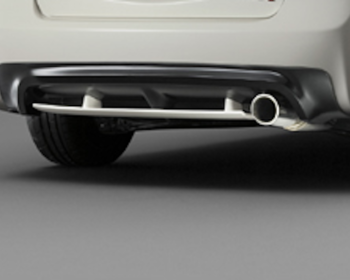 Mugen - Civic Type R Rear Under Wing
