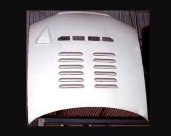Auto Garage TBK - Aero Bonnet - R33 GTR