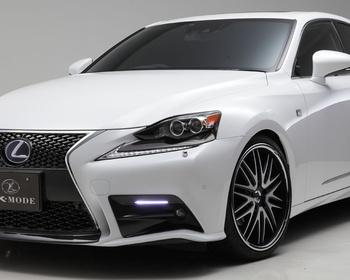 LX-Mode  - Lexus IS300h/350/250/200t Exterior Parts