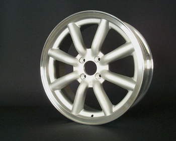 RS Watanabe - Magnesium Eight Spoke 15-17inch Wheels
