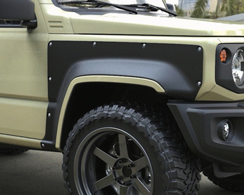 Car Style - Jimny JB74 90mm Wide Blister Fenders