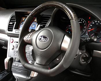 DAMD - Steering Wheel - SS358-D(L) Carbon
