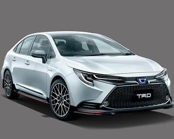 TRD - Corolla Exterior Parts