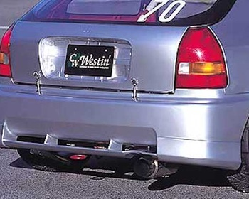 C-West - Honda Civic EK Rear Bumper