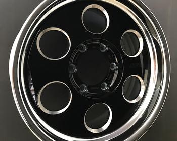 FrontLine - SFW-XV  Wheels