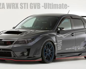 Varis - Impreza WRX STI GVB - Ultimate