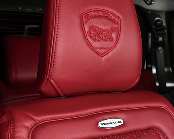 Wald - Executive Line Seat Covers for Jimny Sierra