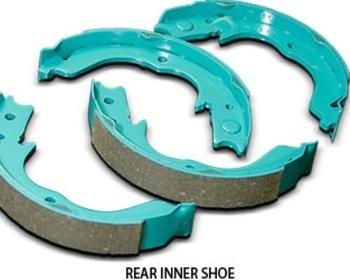 Project Mu - COMP-B for Gymkhana Inner Shoe