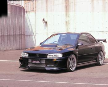 Do Luck - Aero - Subaru WRX GC8