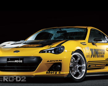 Yokohama Wheel - ADVAN Racing RG-D2