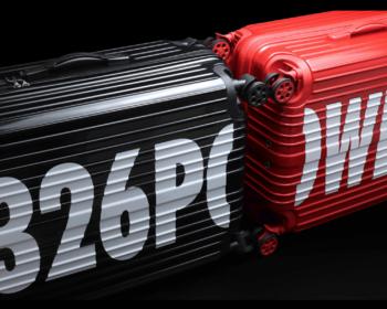 326 Power - Suitcase