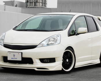 BLESS CREATION - INTERCROSS Honda Fit Shuttle Aero Parts