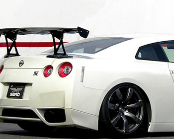 Sard - GT Wing Fuji Spec M - Vehicle Specific