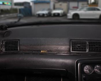 Top Secret - R32 Carbon Dash Panel