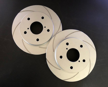 Try Force - Slit Rotors for ZC33
