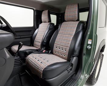 DAMD - Jimny Sierra little D. Seat Covers