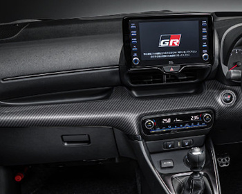 Gazoo Racing - GR Interior Panel Set