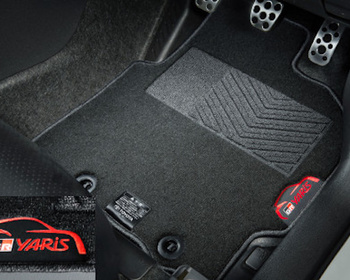 Gazoo Racing - GR Floor Mat Set (Advanced)