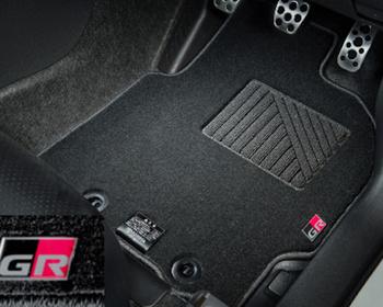 Gazoo Racing - GR Floor Mats (Basic)