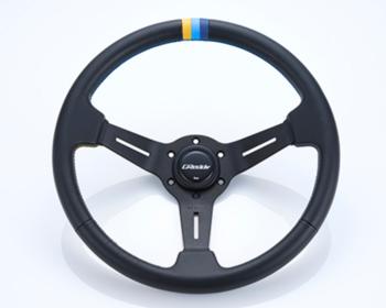 Greddy - Sport Steering Wheel 80mm Deep Type