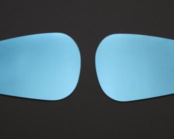 Jupiter - Door Mirror Blue Lens