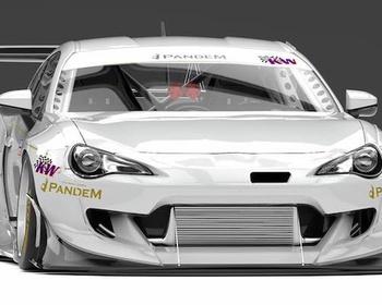 Pandem - Toyota 86 / Subaru BRZ / Scion FRS Ver.3.5