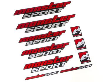Monster Sport - Premium Sticker Set