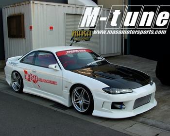 Masa Motorsport - M-13/M-14 Aero Parts
