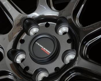 Cross Speed - Wheel Center Caps