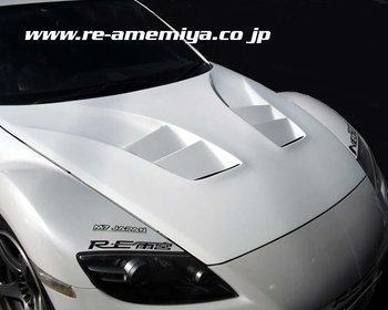 RE Amemiya - RX8 AD-Hood D1 Bonnet