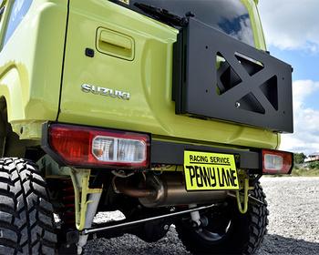 Penny Lane - PLUS SPORTS Rear Bumpers for Jimny