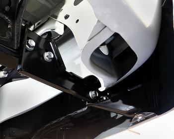JAOS - Bumper Down Bracket Rear Hilux 125 Series
